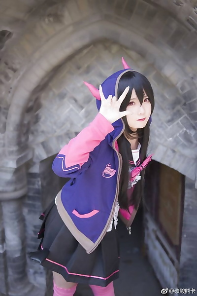 Cosplay-anime-e2 - loyalty 4