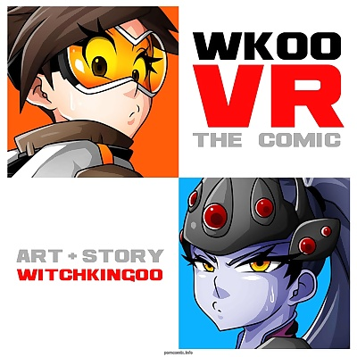 VR Put emphasize Comic..