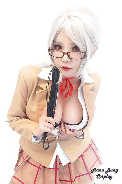 hana bunny cosplay - loyalty 2