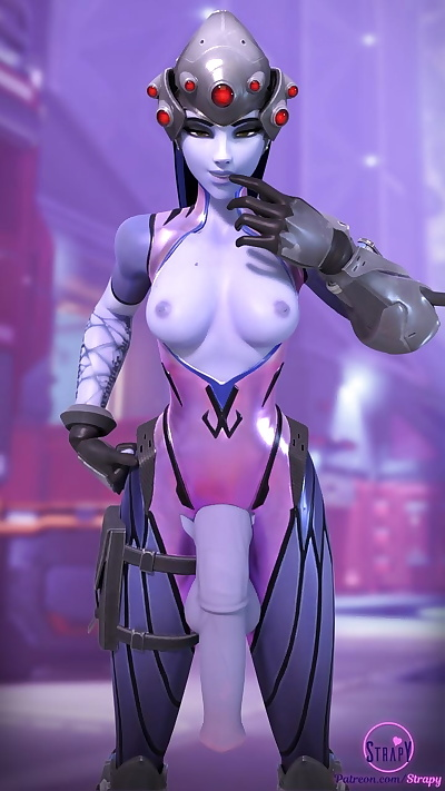Futa Widowmaker