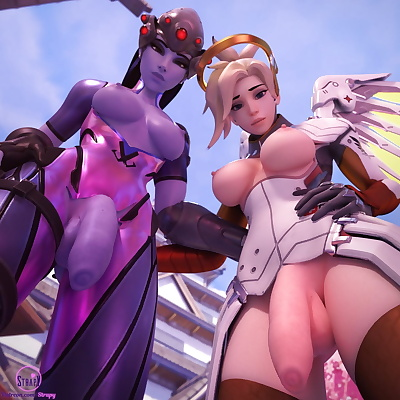 Futa Widowmaker added to..