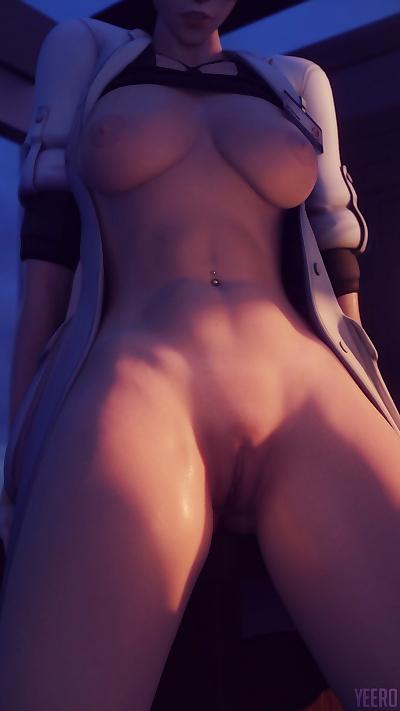 Hentai overwatch 3d Vídeos pornôs
